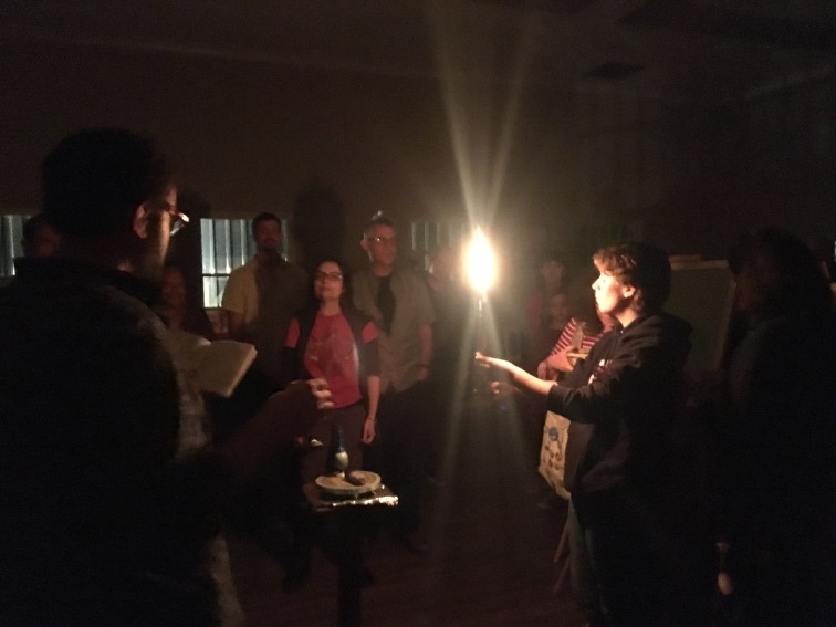 Community Havdalah led by Oneg Shabbat and Rabbi Rosner