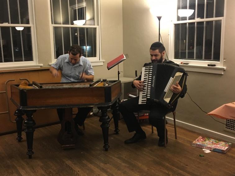 Josh Kaufman and Cory Beers